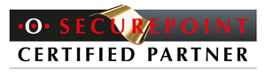 Wir sind <br>Securepoint Certified Gold Partner